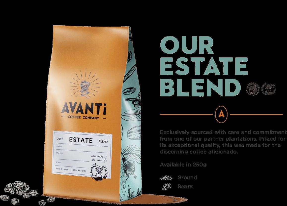 Avanti Coffees