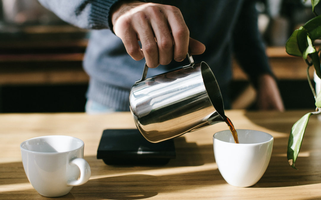 Coffee brewing: how do you drink your coffee, brew?