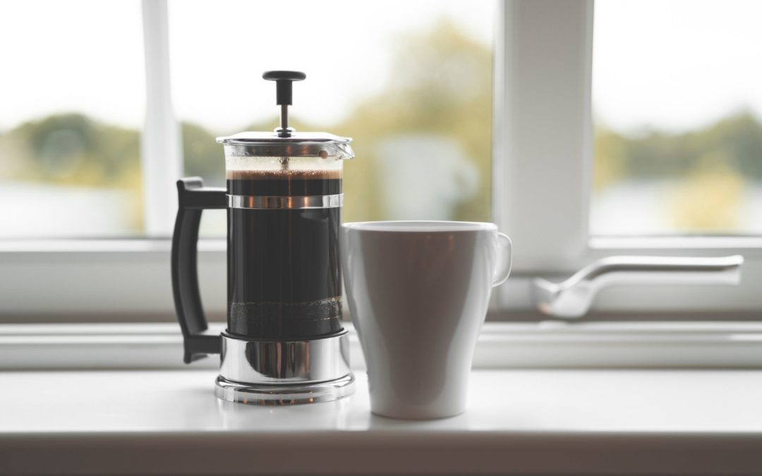 The science of making a perfect cup of coffee through a plunger